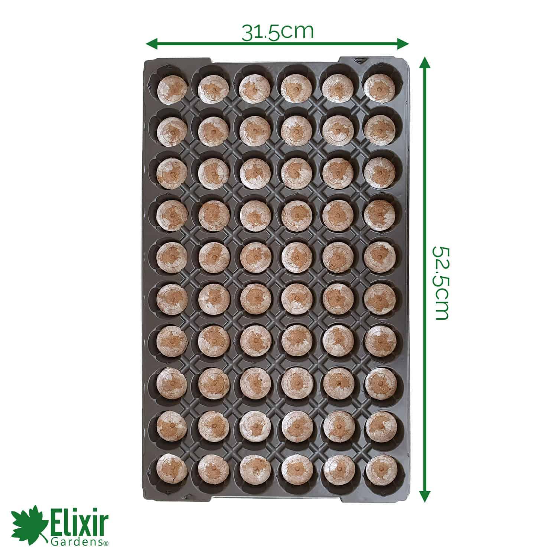 Soil Jiffy 7c 41mm Propagation Blocks