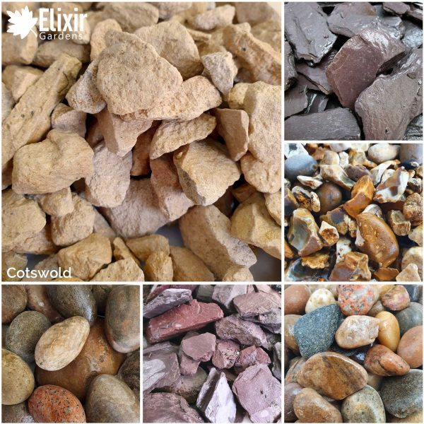 Cotswold decorative stone for gardens, driveways and more