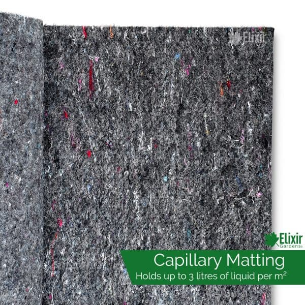 Capillary Matting Greenhouse Watering Fabric