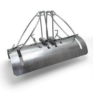 tunnel mole trap heavy duty reusable mole trap