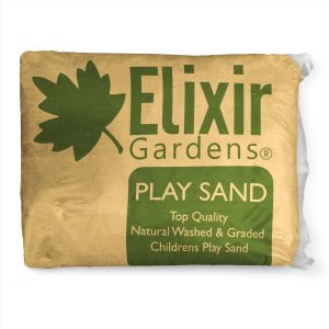 washed and graded childrens play sand