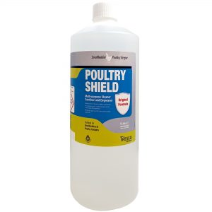 poultry shield multi-purpose cleaner sanitiser and degreaser
